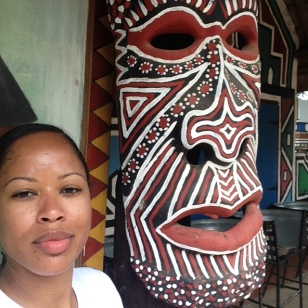 Anisa in Africa